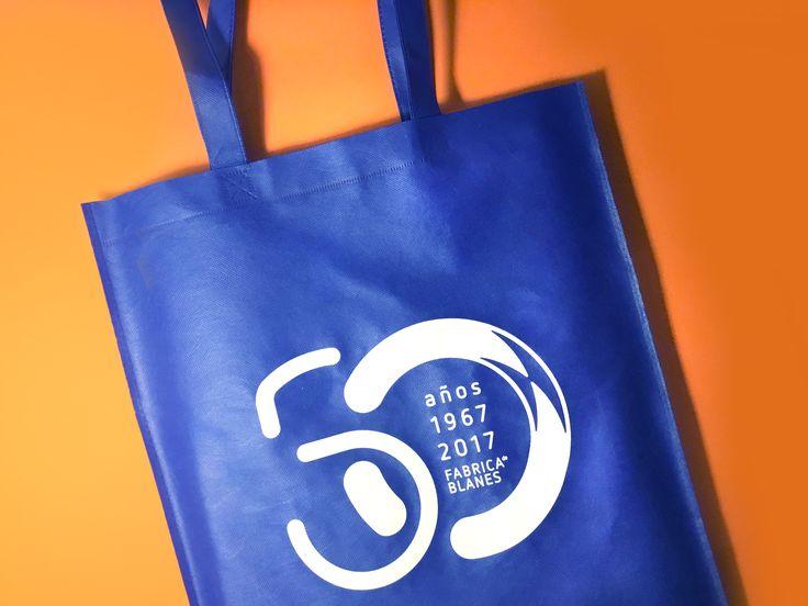 Solvay Blanes 50 Years Identity #brandidentity #designidentity #brand #branding #identitydesign