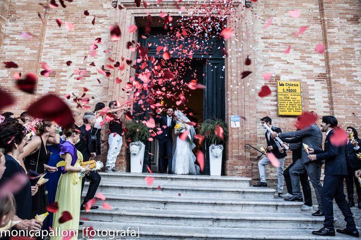 L'inizio di una nuova vita.. #wedding #matrimonio #red #rosso #sposi #love #amore #momenti #photo #moments #marriage #reportagedamatrimonio #monicapallonifotografa