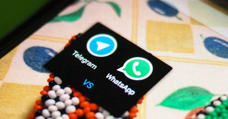 Pavel Durov CEO di Telegram: WhatsApp fa schifo