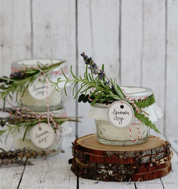 SoyCandleTutorialFH thumb Handmade Gifts: How to Make DIY Soy Candles