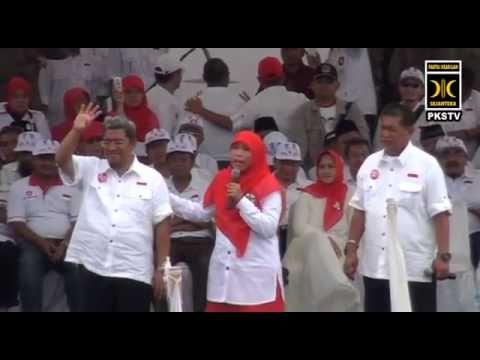 Netty Saya Wakafkan Kang Aher untuk Jawa Barat