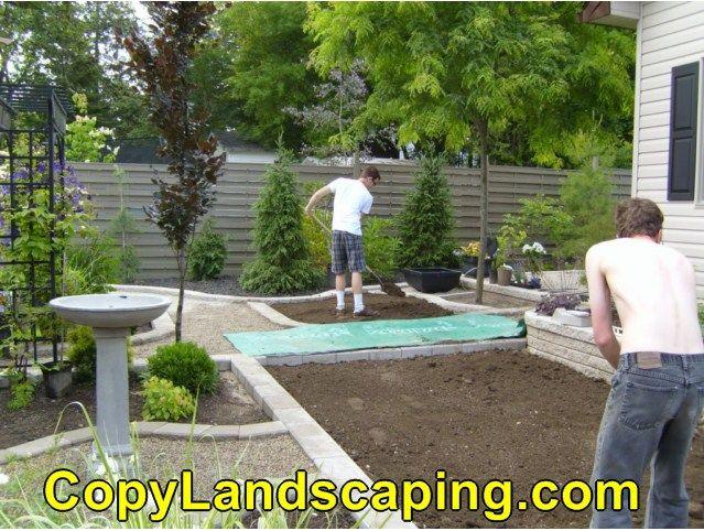 Landscape Garden West Lothian