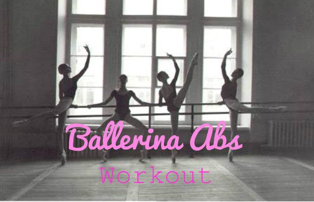 "Ballerina Abs Workout Ballerinas have the most beautiful bodies ever. Long legs and tight abs! Do you want abs like a ballerina? Then do this ab workout! It will have you dancing to ""Swan Lake"" before you know it! 20 crunches 30 lemon squee... Read More at http://www.chelseacrockett.com/wp/beauty/ballerina-abs-workout/. Tags: #AbsExercises, #AbsWork"