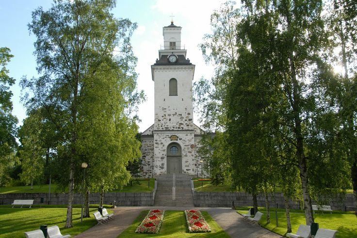 Kuopio cathedral (Kuopion tuomiokirkko)