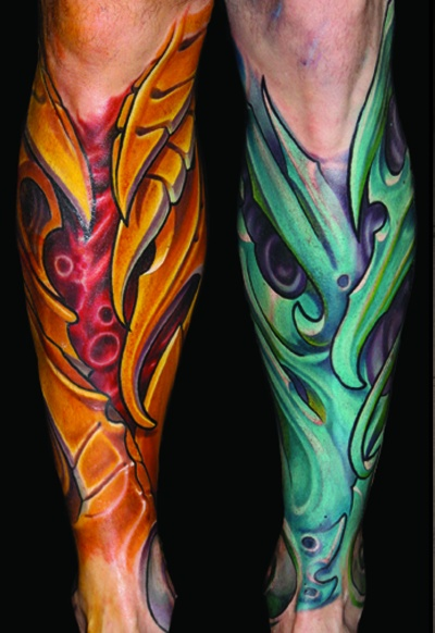 by Adrian Dominic and probably my only biomech post ever.  Even I can't argue with how awesome that looks.