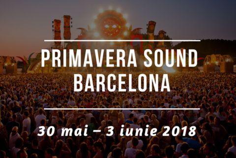 TOP Festivaluri in Europa 2018