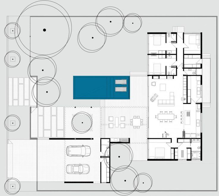 Rmk! Arquitetura Design a Contemporary Home at Praia do Laranjal | HomeDSGN