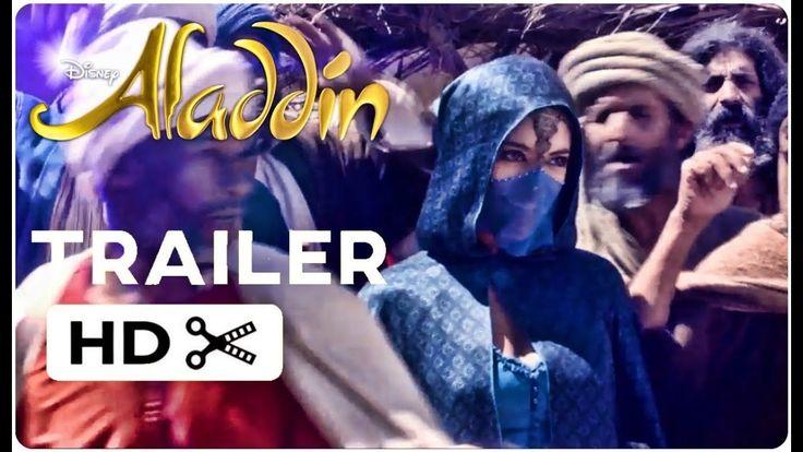 Aladdin 2019 First Look Trailer Disney Live Action