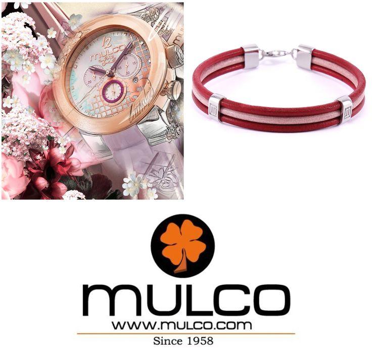 BOSTINI NÁUTIC - MULCO #mulcowatches #mulcospain #bostininautic #red #and #pink #trend #style #beautiful #top @mulco_spain @mulcowatches