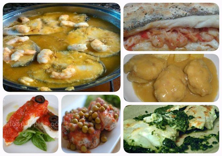 6 formas diferentes de cocinar merluza toma nota blog for Formas de cocinar salmon
