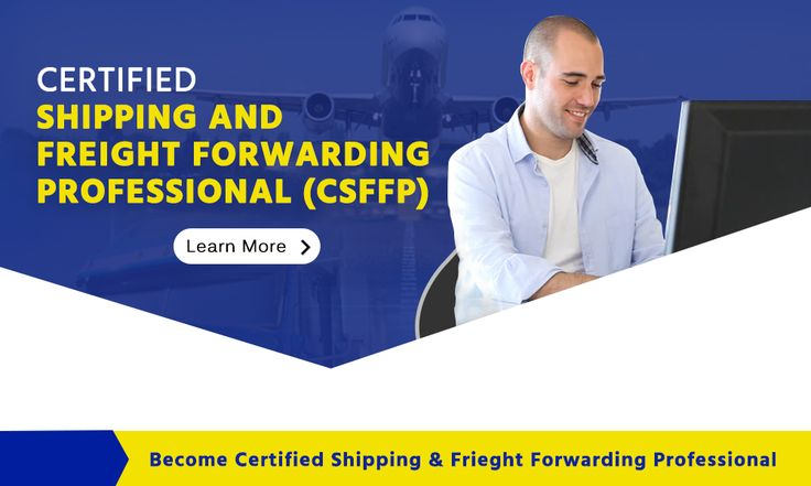 Become Certified Shipping and Freight Forwarding Professional (CSFFP). Learn more: http://www.blueoceanacademy.com/courses/shipping-freight-forwarding-professional.html