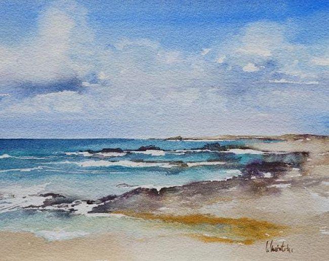 Vent de mer by Olivia Quinton