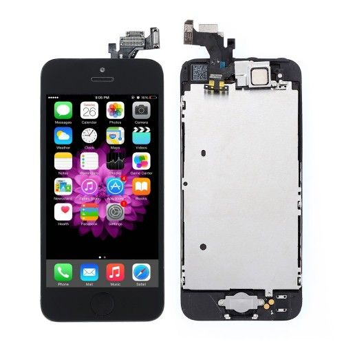 Schwarz für iPhone 5 LCD Display