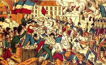 Revolte des Canuts - Lyon 1831 - 1 - La Croix-Rousse — Wikipédia
