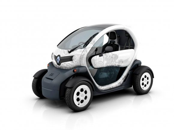 Attirant EcoGreenDesign: Renault Twizy Lu0027auto Elettrica é Realtà
