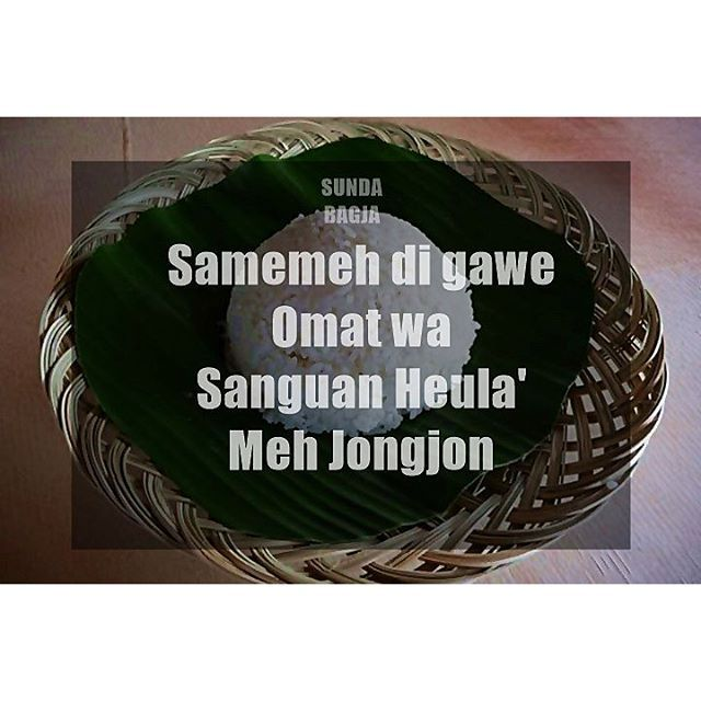 Dp Bbm Bahasa Sunda Keren