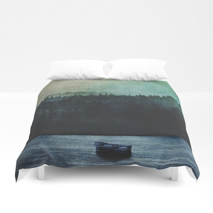 Great mystical wilderness Duvet Cover by HappyMelvin | Society6