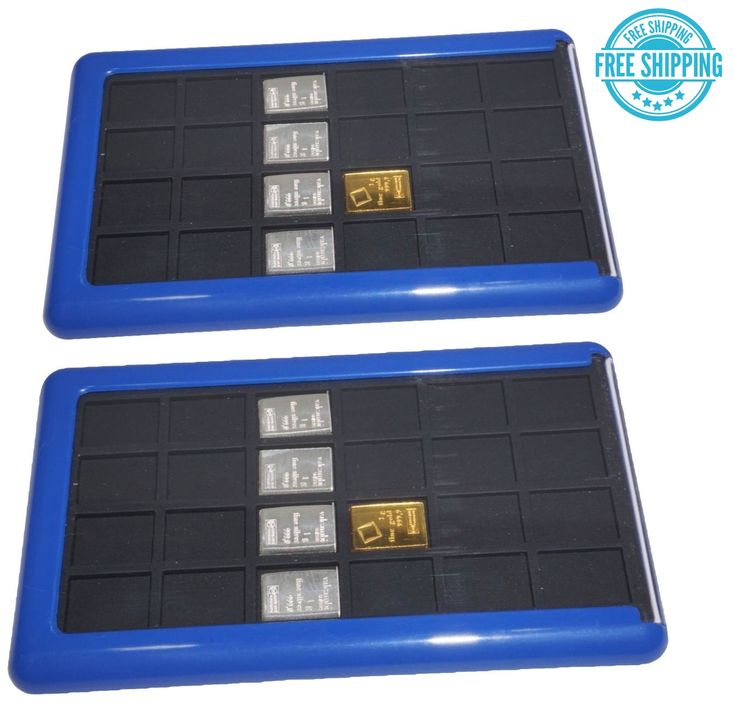 Element Card Bullion Case Bullion Case offers high-quality Valcambi Gram Bars and Valcambi gold Combibar at a reasonable price with immediate and free shipping at eBay. https://www.ebay.com/itm/Element-Card-Gold-Bullion-Case-for-Valcambi-Combibars-Silver-Platinum-Airtite/332282835831?_trksid=p2047675.c100623.m-1&_trkparms=aid%3D222007%26algo%3DSIC.MBE%26ao%3D2%26asc%3D41375%26meid%3Df474b221574948c3a9e5b91238a69c1d%26pid%3D100623%26rk%3D2%26rkt%3D6%26sd%3D332144553647