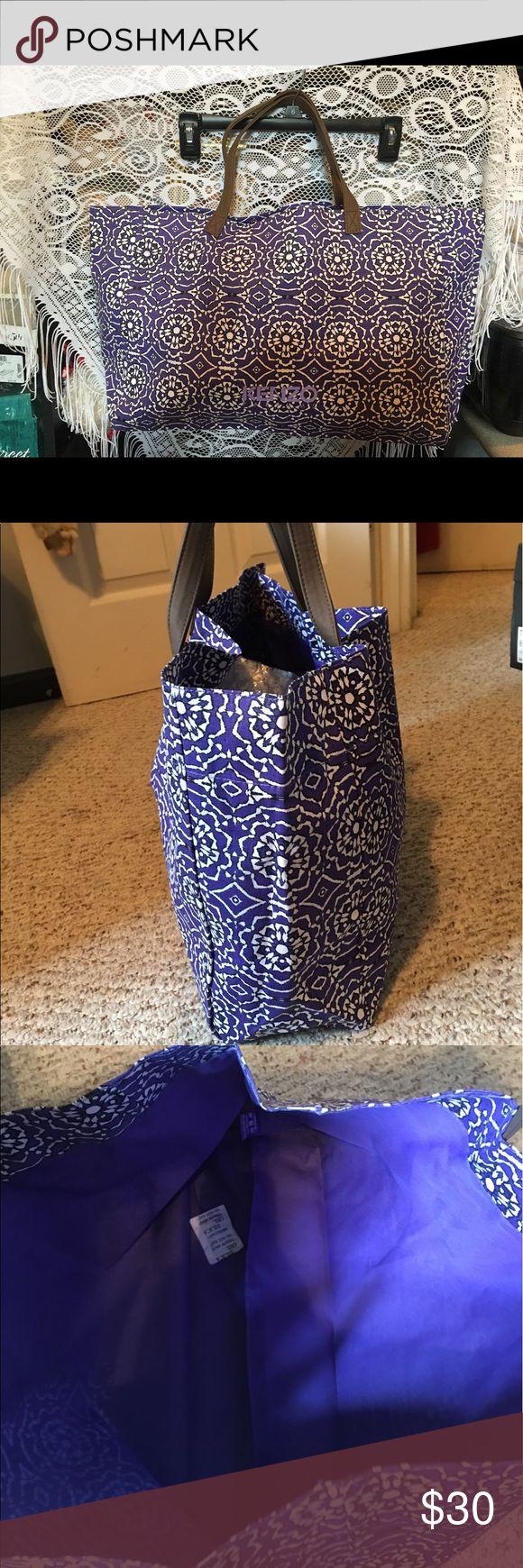 Kenzo summer Tote bag Kenzo summer Tote bag outdoor cotton Kenzo Bags Totes