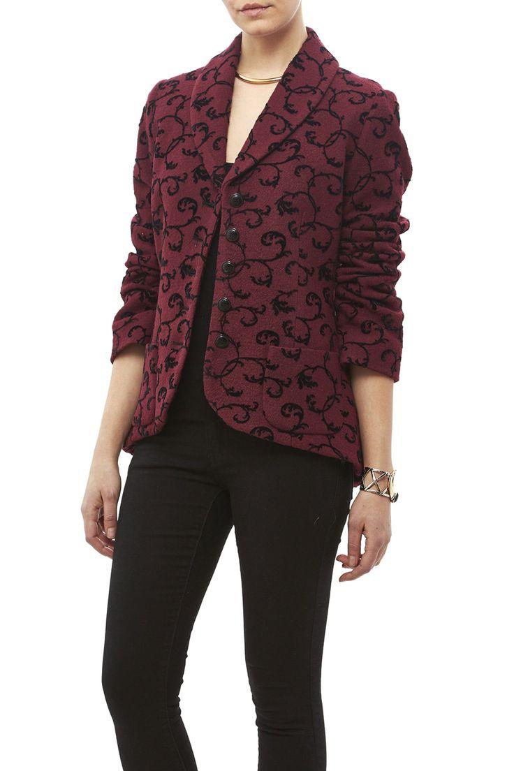 Pendleton Woolen Mills  Wool Blend Jacket - Main Image
