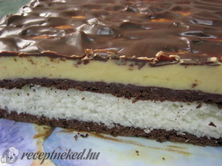 Vaníliás-kókuszos csoda recept | Receptneked.hu (olcso-receptek.hu) - A legjobb képes receptek egyhelyen