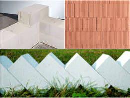 Ziegel, Porenbeton, Kalksandstein oder Holz - woraus soll das das Haus gebaut werden? Die beliebtesten Wandbaustoffe in einer Trendstudie