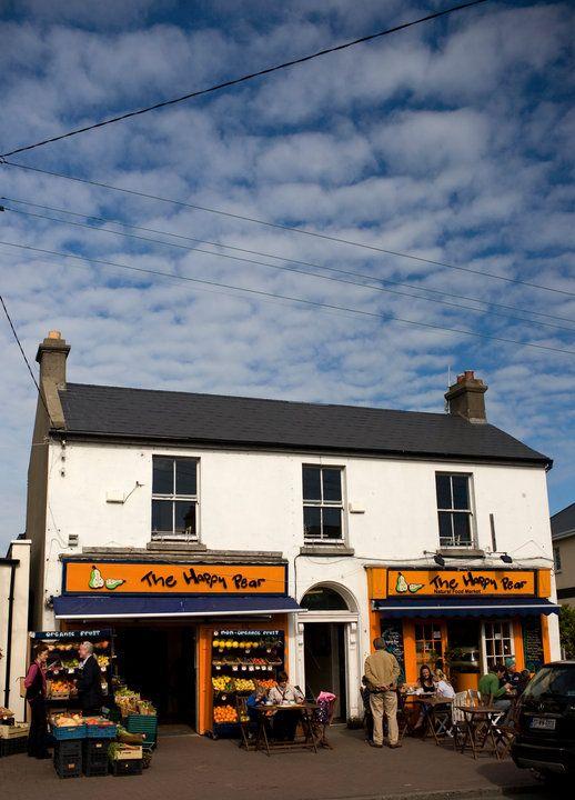 The Happy Pear Café & Restaurant, Greystones, Co. Wicklow.