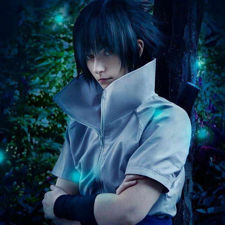 one of best sasuke cosplay I've ever seen