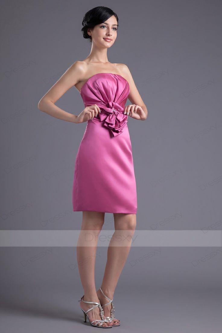 Mejores 16 imágenes de Vestidos de Damas en Pinterest | Damitas de ...