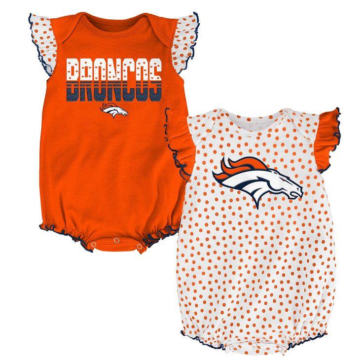 ... Orange NFL Infants 2015-16 Season Mid- Denver Broncos InfantToddler  Cheerleader Dress My ... 491fa805f