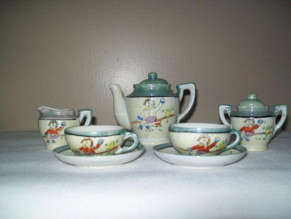 Toy Tea Sets For Boys : Best images about children s tea set on pinterest