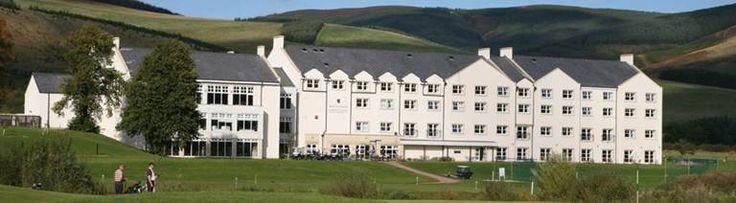 Macdonald Cardrona Hotel, Golf & Spa, Peebles - Best Rates Guaranteed