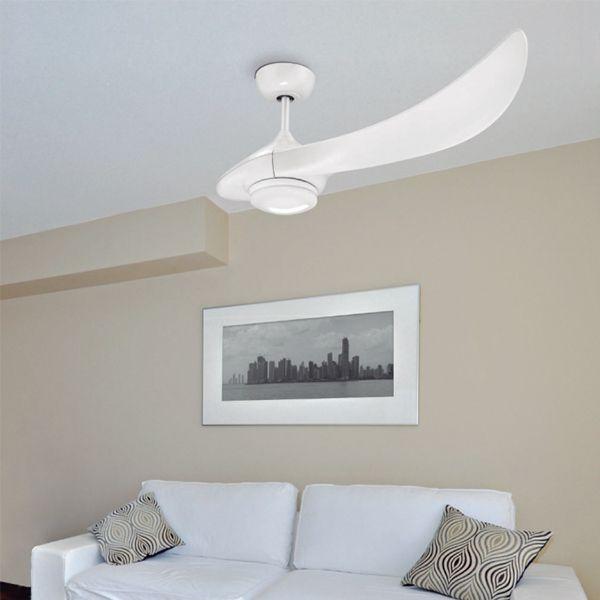 M s de 1000 ideas sobre ventiladores de techo en pinterest - Ventilador techo diseno ...