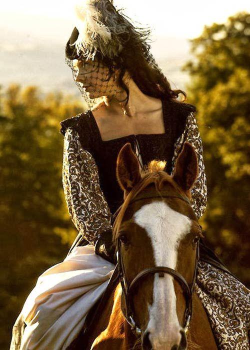 Natalie Dormer in 'The Tudors' (2007).