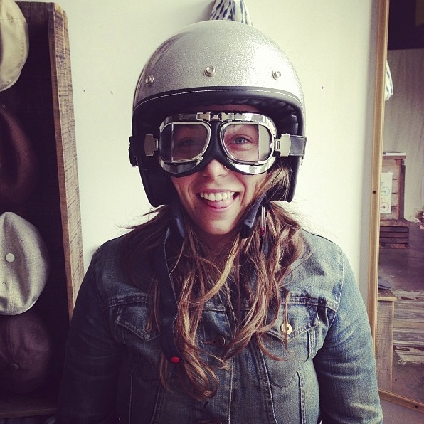 Aviator Goggles And Old School Helmets Vintage Motorcycles Forever