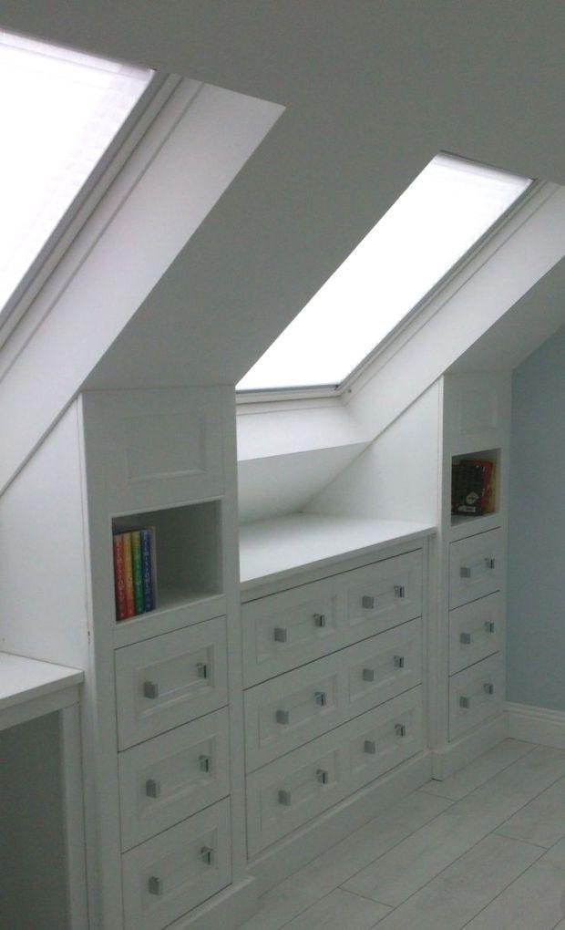 Niedrige Möbel Für Dachschrägen