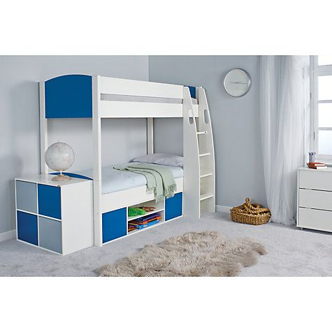 Buy Stompa Uno S Detchable Storage Bunk Bed Online at johnlewis.com