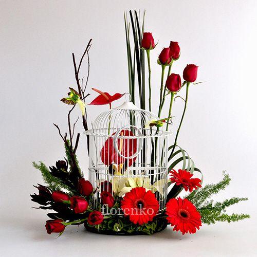 Florenko | Floreria Mexico, envio arreglos florales a domicilio