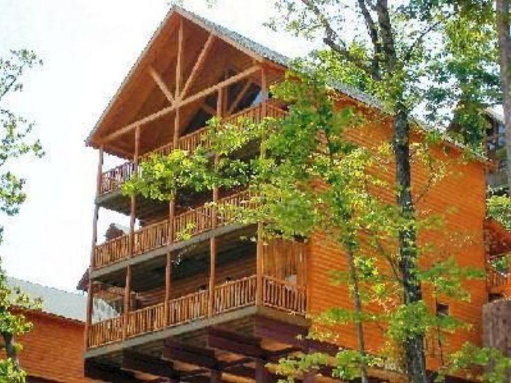 A Rocky Top Ridge | 4 Bedroom Cabin Rental in Wears Valley Road | Smoky Mountain Lodging