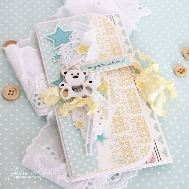 Конверт для денег, подарок, подарок для новорожденного, скрапбукинг, денежный конверт ручной работы, scrapbooking