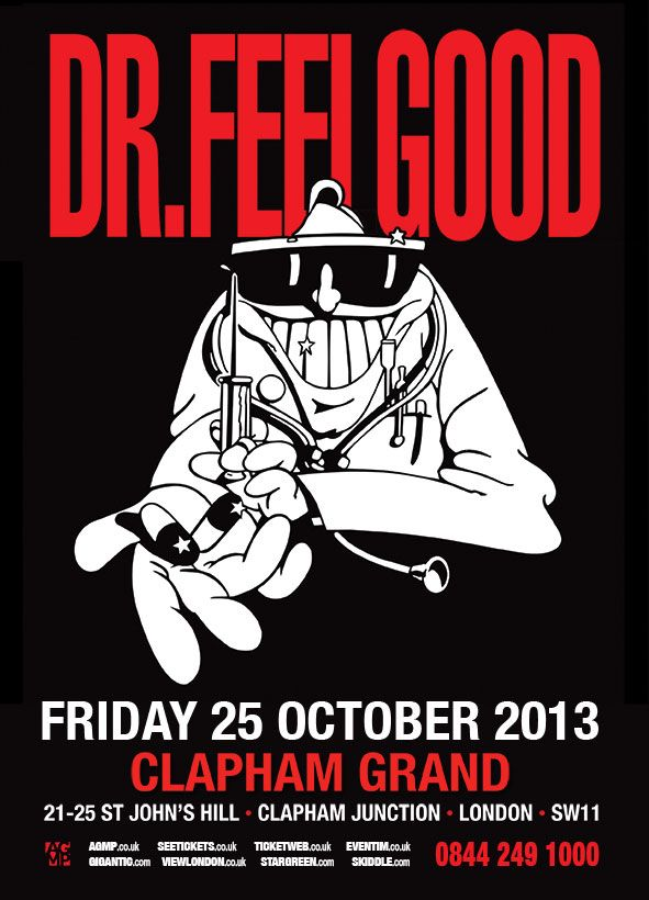 Get tickets now from https://agmp.ticketabc.com/events/dr-feelgood/