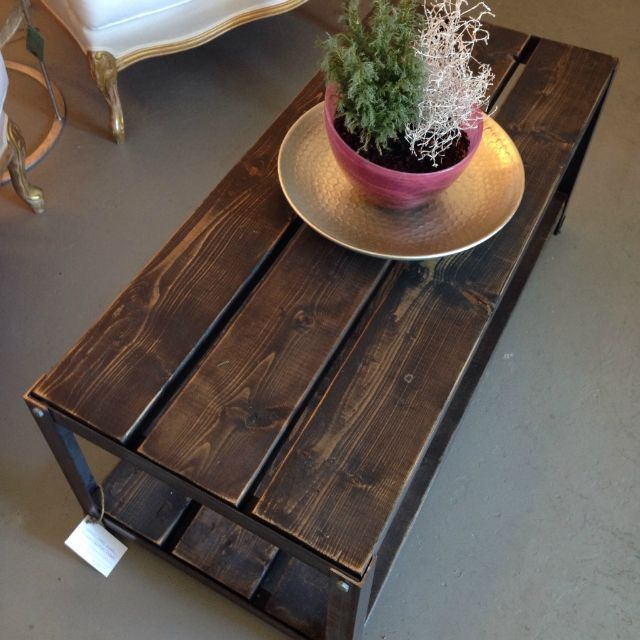 Breez - Locally Crafted Coffee Table