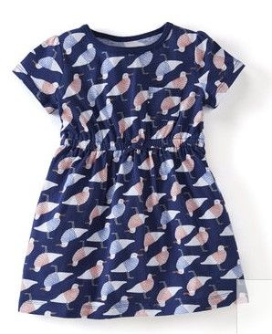 2-piece Dress Seet from Carter's.  A cap-sleeve print dress is an easy outfit and the coordinating diaper cover keeps her cute from top to bottom.  Get your rebate from RebateGiant.