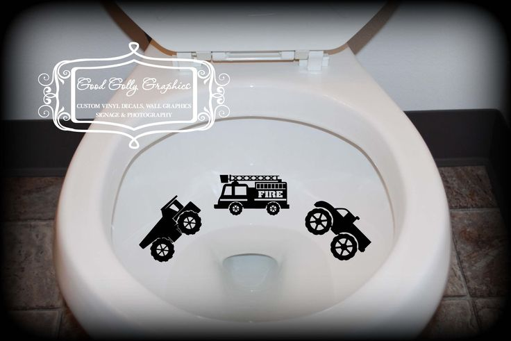 Aiming decals for little boys.Skin Care, Toilets Target, Fire Trucks, Cute Ideas, Potty Training, Acne Cure, Aim Toilets, Little Boys, Monsters Trucks