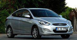 Yeni Hyundai - Accent Blue  (Otomatik Dizel )