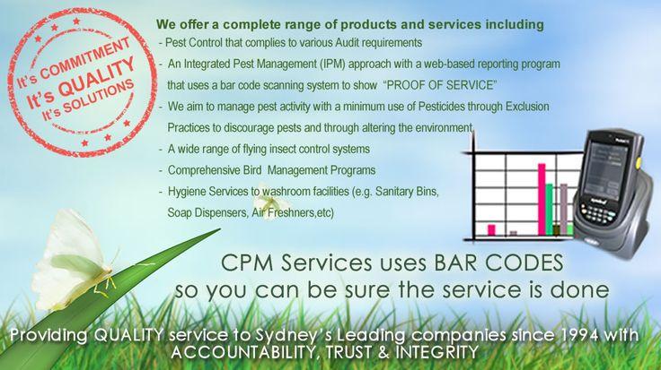 cpm pest control