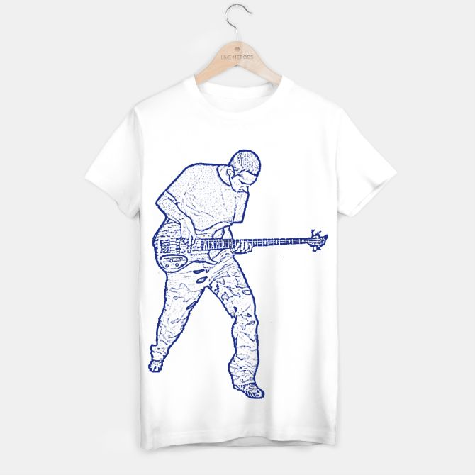 bASSPLAYER w T-shirt