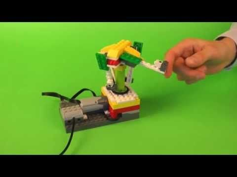Carousel - LEGO WeDo - YouTube
