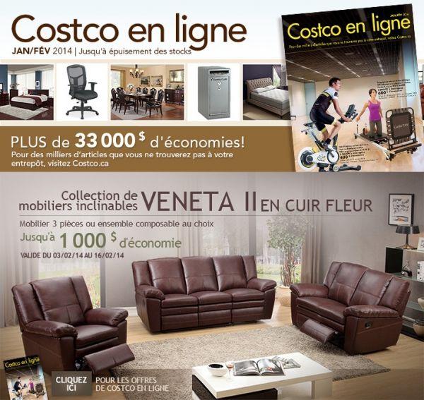 Costco en ligne - jusqu'à 33000$ d'économies!
