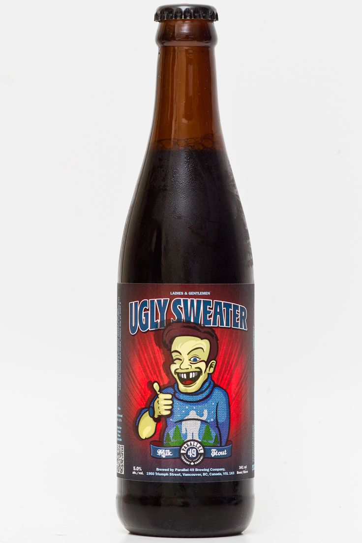 Parallel 49 Brewing Ugly Sweater